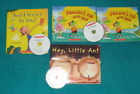 Primary Reading Books with Cds Froggy and ant Theme
