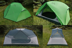 2 PERSON LIGHTWEIGHT TENTS, COMPARES TO HUBBA HUBBA & FLY CREEK