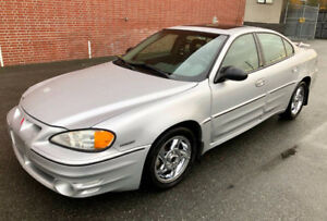 2003 Pontiac Grand Am GT - FULLY LOADED PRICED TO SELL
