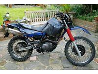 1990 Yamaha XT 600 e