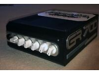 700W RMS, 24 cm wide, lightweight powerful small HEAD AMP