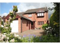 Four Bedroom large family Detached House with separate garage in lovely location 4 Bedroom