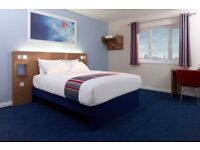 BEDFORD (BRICKHILL) TRAVELODGE HOTEL ROOMS FOR SALE [DOUBLE ROOMS - TWO NIGHT STAY]