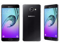 Samsung galaxy A5 2016, unlocked, good condition, navy blue £185 no offers