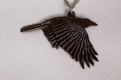 Raven Spirit.......... New Design Hand Carved