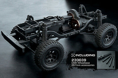MST CMX 1/10 4WD High Performance Off-Road Car KIT #532144 *Gift*