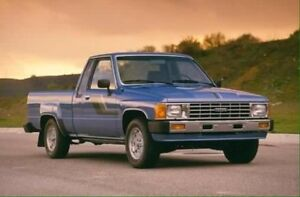 WANTED 2WD TOYOTA TRUCKS