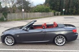 BMW 3 Series 335i E93 M-Sport Convertible HIGH SPEC LOW MILES