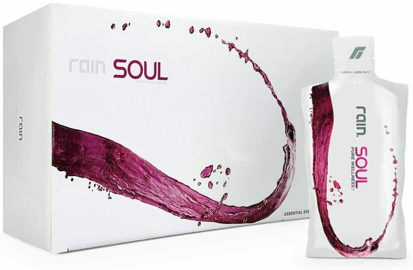 Rain Soul - Antioxidant Anti-Inflammatory - PACK OF 30 - NEW SEALED
