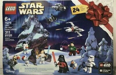 2020 Lego Star Wars Advent Calender 75279 Christmas Countdown
