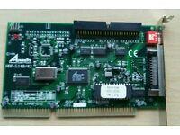 AdvanSys SCSI PC card