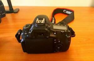 [SELL] Canon EOS 60D Tri-lens Kit 18-55mm, 55-250mm, 50mm Macgregor Brisbane South West Preview