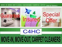 SHORT NOTICE- Quality CARPET WASH, END OF TENANCY CLEANING, MOVE-IN, BUILDERS, ONE-OFF DEPP CLEANERS