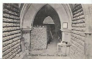 Kent-Postcard-Hythe-Parish-Church-The-Crypt-2555