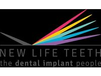 Trainee/Newly Qualified Dental Nurse required for New Life Teeth, Edinburgh