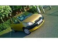 Toyota yaris 12 month MOT - STILL FOR SALE ! CHEAP !