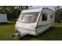 Abbey Vogue GTS 416 4 Berth with Awning 2003