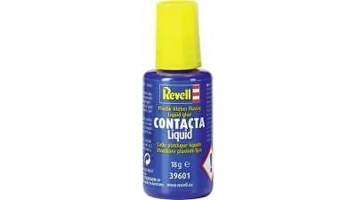 Revell Contacta Liquid Colle Ciment Plastique Eur 1661/100 G