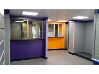 Prime High St Retail unit - ideal for cafe, restaurant, dentist, optician, solicitors & accountants