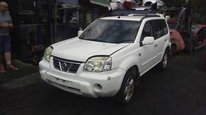 WRECKING 2003 NISSAN XTRAIL - 3 MONTHS WARRANTY ON PARTS Boondall Brisbane North East Preview