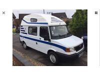 LDV PILOT PILOT BY ENC,2 BERTH CAMPER WITH ONLY 62,000 MILES,POWER STEERING! BARGAIN!