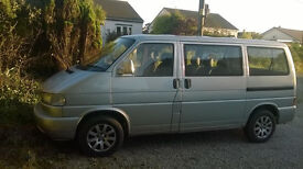 VW T4 Caravelle - Longnose - 9 Seater - Low mileage