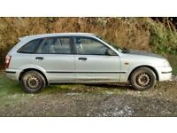 Mazda 323F 2.0TD 100hp spares or repairs