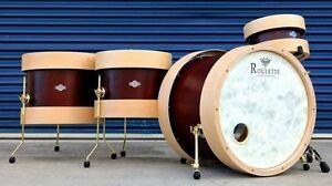Roulette custom drum kit Port Melbourne Port Phillip Preview
