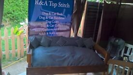 Handmade luxury pet beds
