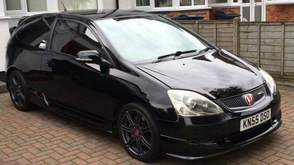 honda civic ep3 type r turbo 500bhp proven fully built. Black Bedroom Furniture Sets. Home Design Ideas