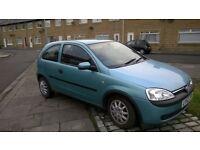 *REDUCED!!!* Vauxhall Corsa Club, Petrol, 3 Door Hatchback