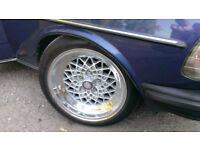 Mercedes alloys sec not amg lorinser penta