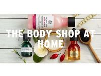 BE YOUR OWN BOSS - THE BODY SHOP AT HOME