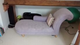 Laura Ashley Hereford Chaise Longue