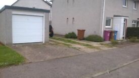 1 Bed House with Garage and Garden in Private cul-de-sac area