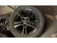 Mitsubishi Enkei Wheels 5 x 114.3 Lancer Ralliart