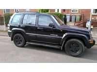 grand jeep cherokee duel fuel lpg and petrol