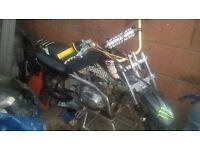 CRF Style 110 Pit bike