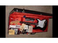 Fender Jimi Hendrix Voodoo Stratocaster - USA Model