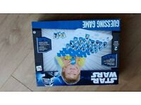 Star Wars Guessing Game - £5 ONO *Collection only*