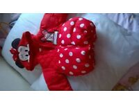 selection of baby girls winter coats various sizes some new mostly worn once only