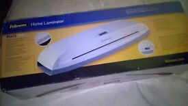 HOME LAMINATOR AS NEW