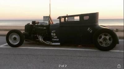 1927 Ford Model A  1927 model a ratrod