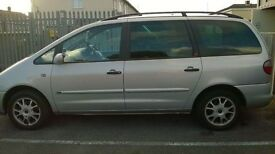 Ford galaxy automatic 2.3 7 seater