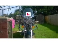 125cc Crusier Motorbike Keeway Superlight Std