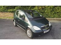 Mercedes A class automatic - low mileage