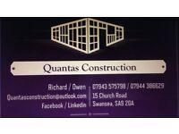 Quantas Construction