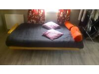 Wooden Sofa Bed double size 201cm