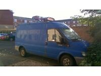 VAN and TEAM available for HIRE for any DELIVERY/REMOVAL job large or small