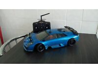 rc car traxxas 4 tec